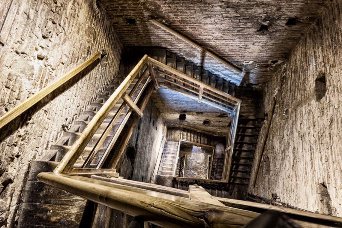 Maul Staircase